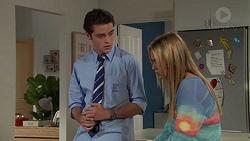Ben Kirk, Xanthe Canning in Neighbours Episode 7634