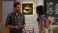 Shane Rebecchi, Dipi Rebecchi in Neighbours Episode 7635
