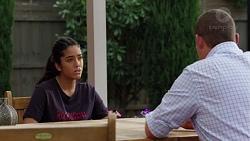 Yashvi Rebecchi, Toadie Rebecchi in Neighbours Episode 7635