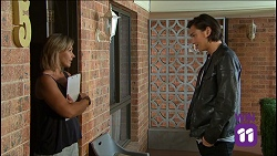 Steph Scully, Leo Tanaka in Neighbours Episode 7636
