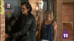 Leo Tanaka, Steph Scully in Neighbours Episode 7636