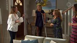 Sonya Mitchell, Piper Willis, Terese Willis, Paige Novak in Neighbours Episode 7637
