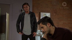 Leo Tanaka, David Tanaka in Neighbours Episode 7637