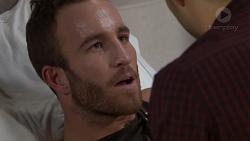 Mannix Foster in Neighbours Episode 7637