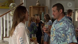 Sonya Mitchell, Terese Willis, Piper Willis, Amy Williams, Toadie Rebecchi, Mark Brennan in Neighbours Episode 7637