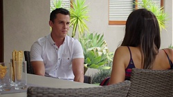 Jack Callaghan, Paige Novak in Neighbours Episode 7637