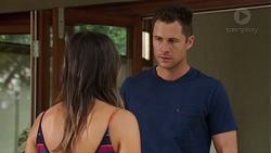 Paige Novak, Mark Brennan in Neighbours Episode 7637
