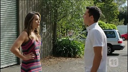 Paige Novak, Jack Callaghan in Neighbours Episode 7638