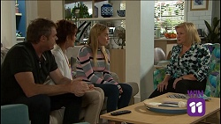 Gary Canning, Susan Kennedy, Xanthe Canning, Sheila Canning in Neighbours Episode 7638