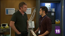 Gary Canning, David Tanaka in Neighbours Episode 7638