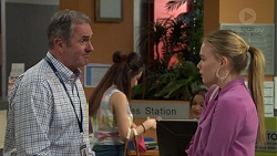 Karl Kennedy, Xanthe Canning in Neighbours Episode 7639