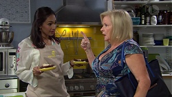 Dipi Rebecchi, Sheila Canning in Neighbours Episode 7639