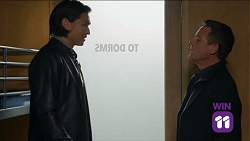 Leo Tanaka, Paul Robinson in Neighbours Episode 7641