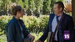 Sonya Mitchell, Toadie Rebecchi in Neighbours Episode 7641