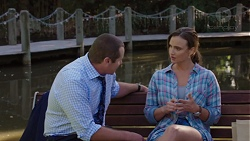 Toadie Rebecchi, Amy Williams in Neighbours Episode 7642