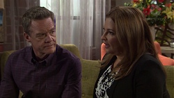 Paul Robinson, Terese Willis in Neighbours Episode 7642