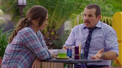 Amy Williams, Toadie Rebecchi in Neighbours Episode 7642