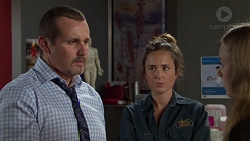 Toadie Rebecchi, Sonya Mitchell, Willow Bliss in Neighbours Episode 7643