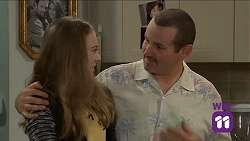 Willow Bliss, Toadie Rebecchi in Neighbours Episode 7644
