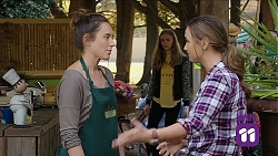 Sonya Mitchell, Willow Bliss, Amy Williams in Neighbours Episode 7644
