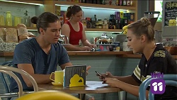 Tyler Brennan, Piper Willis in Neighbours Episode 7645