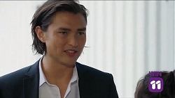 Leo Tanaka in Neighbours Episode 7645