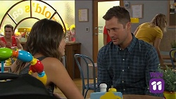 Paige Novak, Mark Brennan in Neighbours Episode 7645
