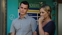 Jack Callaghan, Steph Scully in Neighbours Episode 7646