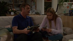 Gary Canning, Xanthe Canning in Neighbours Episode 7646
