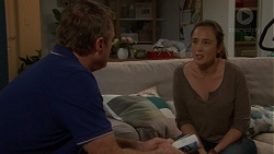 Gary Canning, Sonya Mitchell in Neighbours Episode 7646