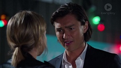 Steph Scully, Leo Tanaka in Neighbours Episode 7646