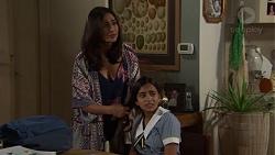 Dipi Rebecchi, Kirsha Rebecchi in Neighbours Episode 7647