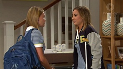 Xanthe Canning, Piper Willis in Neighbours Episode 7647