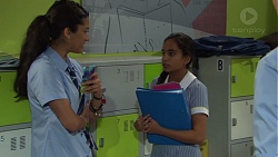 Yashvi Rebecchi, Kirsha Rebecchi in Neighbours Episode 7647