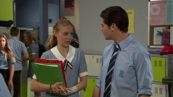 Willow Bliss, Ben Kirk in Neighbours Episode 7647