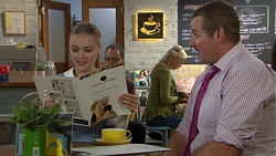 Willow Bliss, Toadie Rebecchi in Neighbours Episode 7647