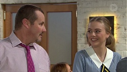Toadie Rebecchi, Willow Somers in Neighbours Episode 7648