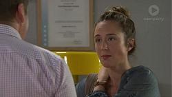 Toadie Rebecchi, Sonya Mitchell in Neighbours Episode 7648