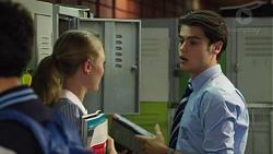 Willow Bliss, Ben Kirk in Neighbours Episode 7648