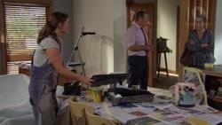 Amy Williams, Toadie Rebecchi, Sonya Rebecchi in Neighbours Episode 7648