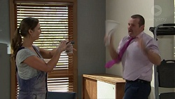 Amy Williams, Toadie Rebecchi in Neighbours Episode 7648