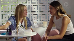 Xanthe Canning, Elly Conway in Neighbours Episode 7648