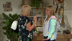Sheila Canning, Xanthe Canning in Neighbours Episode 7648