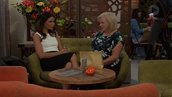 Elly Conway, Sheila Canning in Neighbours Episode 7648