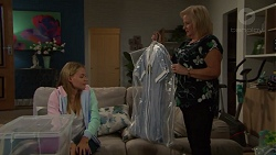 Xanthe Canning, Sheila Canning in Neighbours Episode 7648