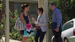 Elly Conway, Susan Kennedy, Karl Kennedy in Neighbours Episode 7649