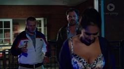 Toadie Rebecchi, Shane Rebecchi, Dipi Rebecchi in Neighbours Episode 7650