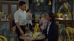 David Tanaka, Leo Tanaka in Neighbours Episode 7650