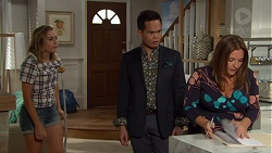 Piper Willis, Val Bennet, Terese Willis in Neighbours Episode 7651