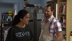 Yashvi Rebecchi, Shane Rebecchi in Neighbours Episode 7651